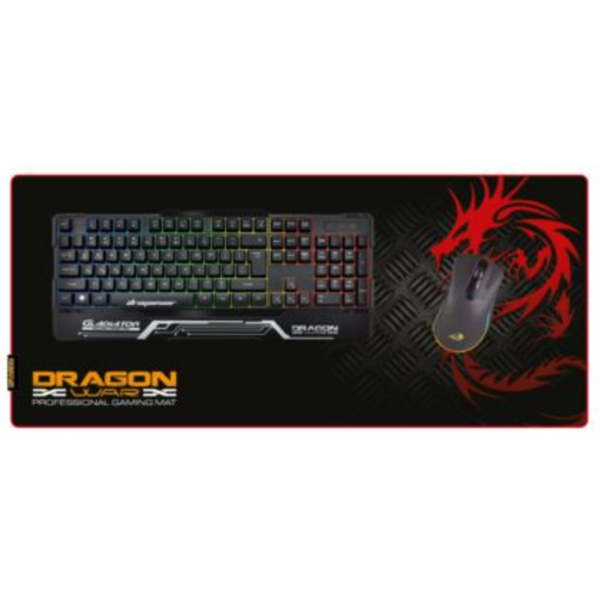 Tapete Gamer Profesional Dragon XT XL